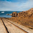 The Granite Coast — Stock Photo #6418769