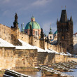 Stock Photo: Charles Bridge