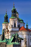 St. Nicholas' Cathedral — Stock Photo