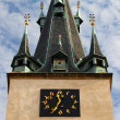 Tower clock — Foto de Stock