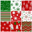 Christmas seamless — Vector de stock #6364927