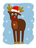 Rudolph — Stock Vector