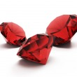 Beautiful ruby gems — Stock Photo #6322411