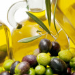 Oilve oil — Stock Photo #6390748