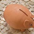 saving money — Stock Photo #6403352