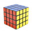 4 x 4 Cube Solved — Stock Photo