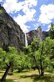 Falls in Yosemite — Stock Photo