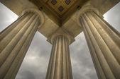 Parthenon Columns — Stock Photo