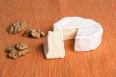 Camamber cheeses — Stock Photo