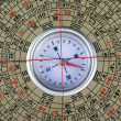 Feng Shui Compass — Stock Photo #6438272