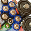 Batteries — Stock Photo #6438708
