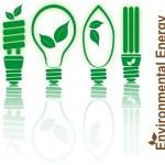 Постер, плакат: Environmental energy