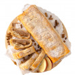 Royalty-Free Stock Photo: Strudel