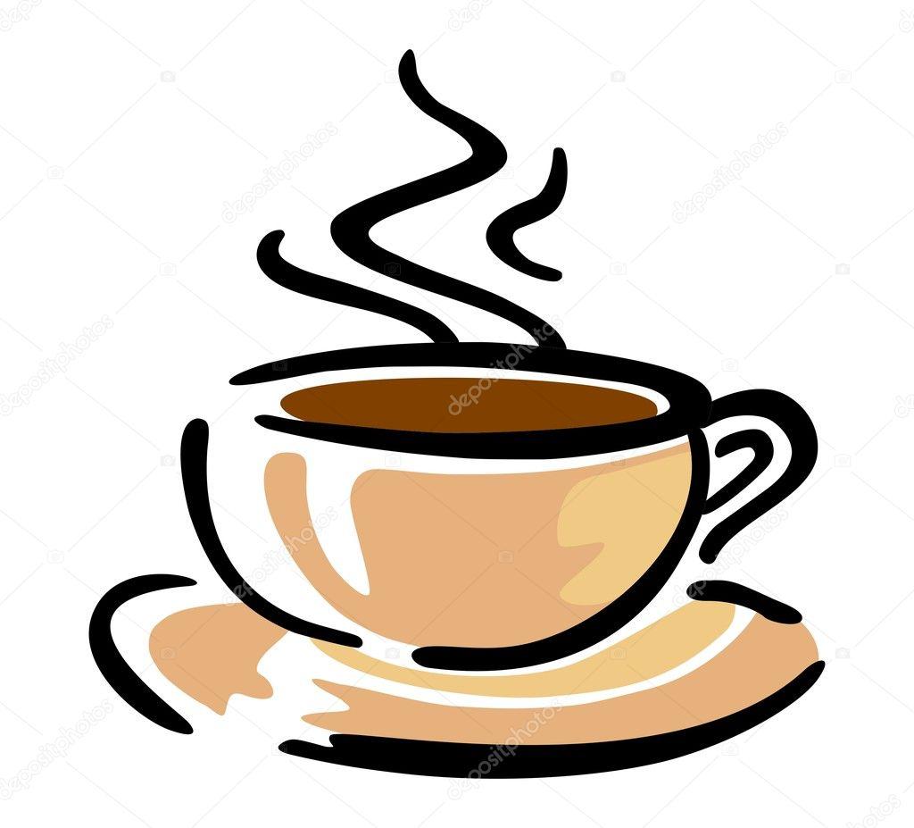 kaffeetasse stockvektor 6523115. Black Bedroom Furniture Sets. Home Design Ideas