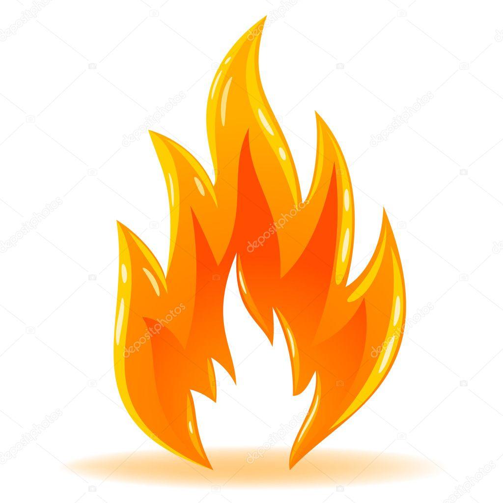 фото огня пламени