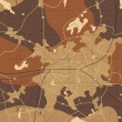 Brown map - 