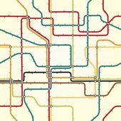 Subway tile — Stock Vector