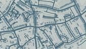 Housing map — Stock Vector