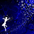 Fairy dust - Image vectorielle