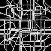 Network tile — Stock Vector