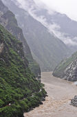 Tiger Leaping Gorge — Stock Photo