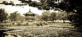 Chinese Style Pagoda — Stock Photo