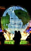 Lanterna do mundo — Foto Stock