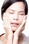 Asian Spa Beauty — Stock Photo