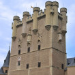 Alcazar. Donjon tower - Stock Photo