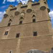 Donjon tower - Stock Photo