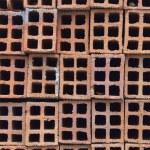 Layers of bricks — Stock Photo #6375813
