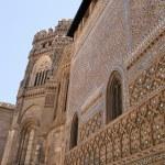 Mudejar facade — Stock Photo #6375843