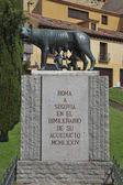 Romulus and Remus — Stock Photo