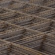 Stock Photo: Metal mesh 3