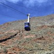 Mountain cablecar - Stockfoto