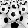 Soccer balls — Stock Photo #6433544