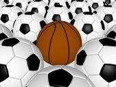 Basketball — Stockfoto