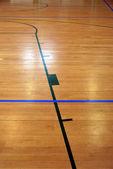 Basketball playground — Stock Photo