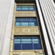 Stock Photo: Modernist facade