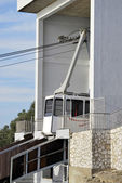 Cablecar Station — Stockfoto