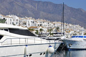 Puerto Banus — Stock Photo