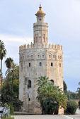 Torre del Oro — Стоковое фото