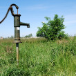Stock Photo: Water pump