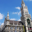 City house of Munich — Stock Photo
