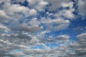 暗い雲 — ストック写真