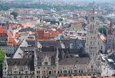 Munich panorama — Stock Photo
