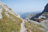 Bavarian Alps — Stockfoto