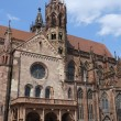 Minster of Freiburg — Stock Photo #6391532