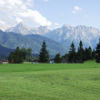 Stock Photo: Karwendel Mountains