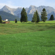 Stock Photo: Mountains in Bavaria